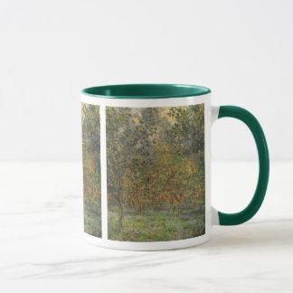 Lemon Grove in Bordighera durch Claude Monet Tasse