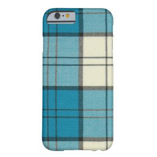 Lennox KleiderTürkisTartan iPhone 6 FallMatte Barely There iPhone 6 Hülle