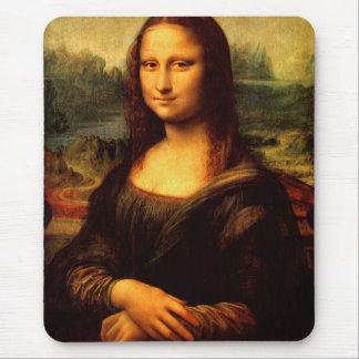 LEONARDO DA VINCI - Mona Lisa, La Gioconda 1503 Mousepad