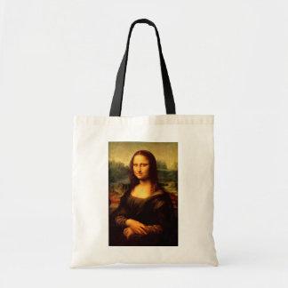 LEONARDO DA VINCI - Mona Lisa, La Gioconda 1503 Tragetasche