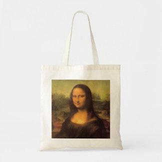 Leonardo Da Vinci Mona Lisa Tragetasche