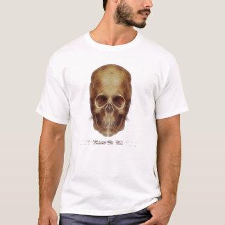 Leonardo da Vinci-Schädel Frac T-Shirt