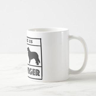 Leonberger 100% tasse
