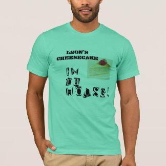 Leons Käsekuchen T-Shirt