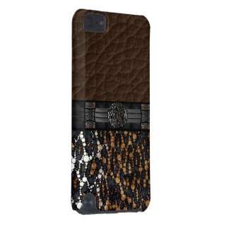 Leopard Bling iPod Touch 5G Hülle