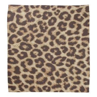 Leopard-DruckBandana Kopftücher