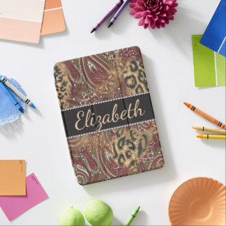 Leopard und zu personifizieren iPad pro cover