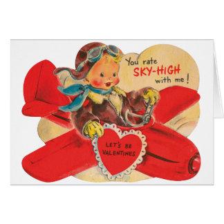 Let' s be Valentines Karte