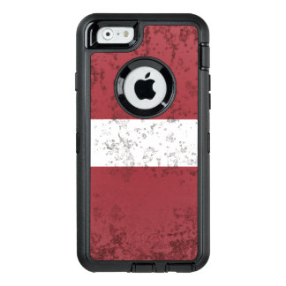 Lettland OtterBox iPhone 6/6s Hülle