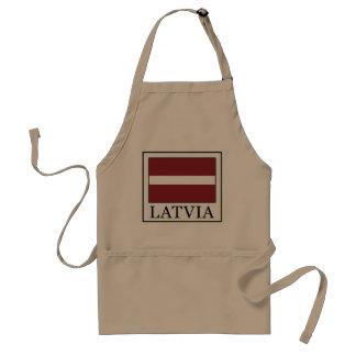 Lettland Schürze