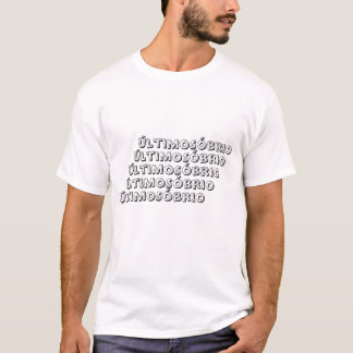 Letzt Nüchtern T-Shirt