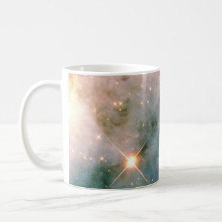 Leuchtender Carina-Nebelfleck Kaffeetasse