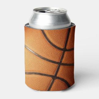 Leuchtorange-Basketball, Dosenkühler