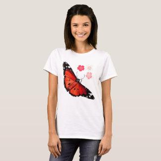 LEUCHTORANGE-SCHMETTERLING T-Shirt