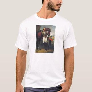 Leutnant Charles Legrand des Porträt-DU zweite T-Shirt