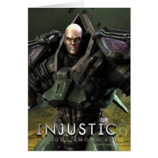 Lex Luthor Karte