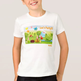 Lexs Geburtstags-T - Shirt