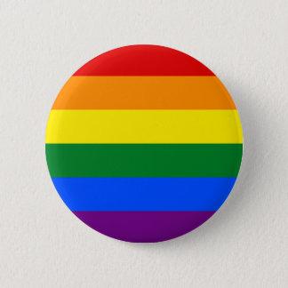 LGBT Abzeichen Runder Button 5,7 Cm