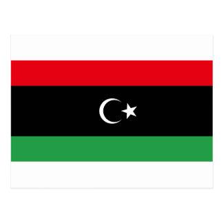 Libyen LY Postkarte