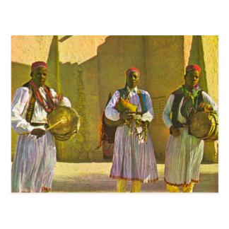 Libyen, Oase von Ghadames Postkarte