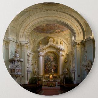 Lichtental Kirche Wien Österreich Runder Button 15,3 Cm