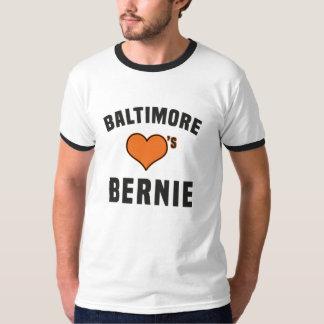 Liebe-Bernie-Wecker-T-Stück T-Shirt