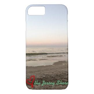 Liebe der Jersey-Ufer iPhone Fall iPhone 8/7 Hülle