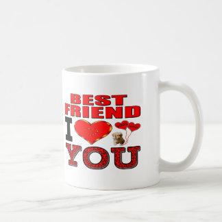 Liebe des besten Freund-I Sie Tasse