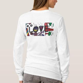 Liebe durch Francesco Rengifo T-Shirt