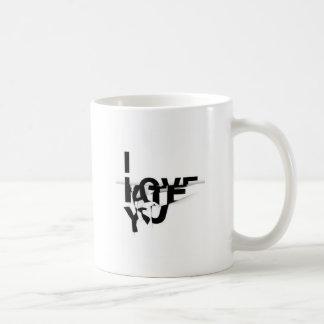 Liebe/Hass Tasse