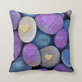 Liebe-Herzenthrow-Kissen Kissen