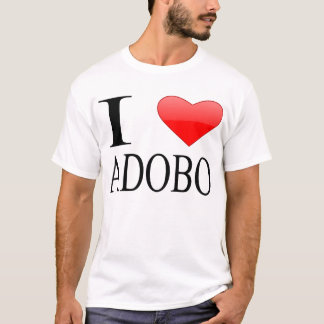 Liebe I Adobo T-Shirt