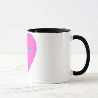 Liebe I meine Mama-Tassen Tasse