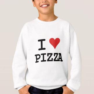 Liebe I Pizza Sweatshirt