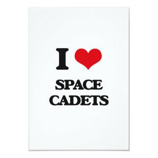 Liebe I Raum-Kadetten 8,9 X 12,7 Cm Einladungskarte