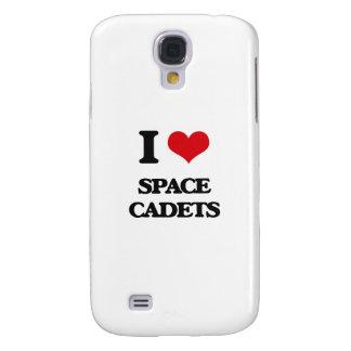 Liebe I Raum-Kadetten Galaxy S4 Hülle