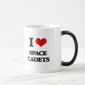 Liebe I Raum-Kadetten Verwandlungstasse