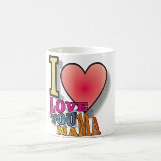 Liebe I Sie Mutter-Tasse Tasse