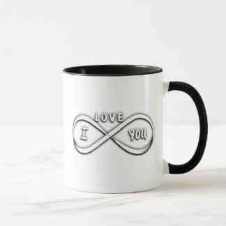 Liebe I Sie unendlich Tasse