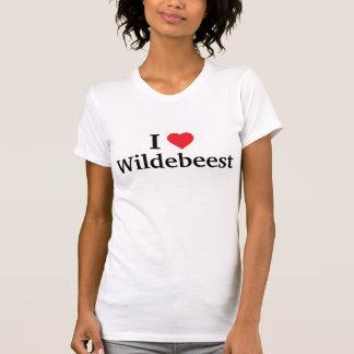 Liebe I Wildebeest T-Shirt