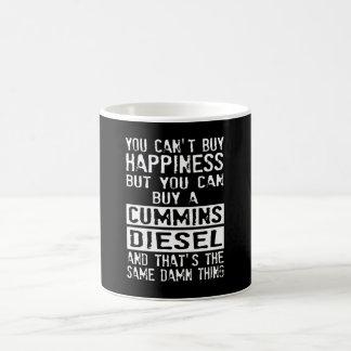 Liebe Ihr LKW? Tasse