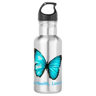 Liebe Ihre Gesundheit, Schmetterling der Liebe Trinkflasche