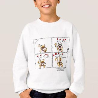 Liebe ist Nutella Sweatshirt
