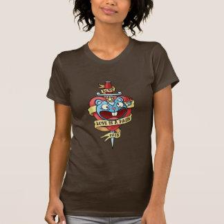 Liebe ist Schmerz T-Shirt