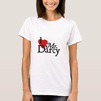 LIEBE Janes Austen I Herr Darcy T-Shirt