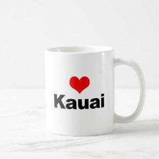 Liebe Kauai Kaffeetasse