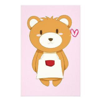Liebe meine Mutter Bear Briefpapier