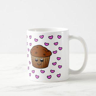 Liebe-Muffin Kaffeetasse