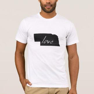 Liebe Nebraska T-Shirt