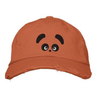 Liebe-Panda® gestickter Hut